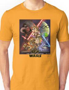 The Pork Awakens Unisex T-Shirt