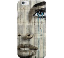 blue oasis iPhone Case/Skin