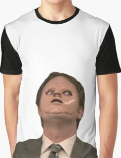 Dwight Lector Graphic T-Shirt