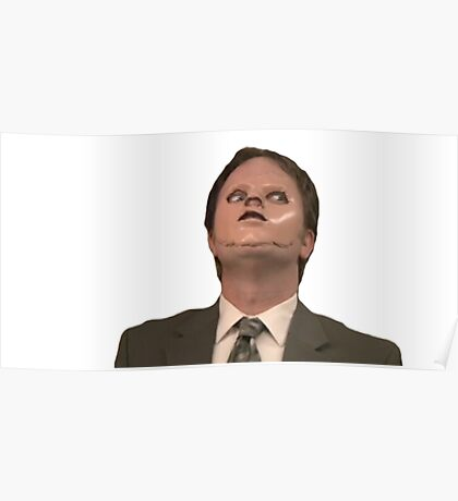 Dwight Lector Poster