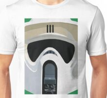 Scout Trooper Star Wars Print  Unisex T-Shirt