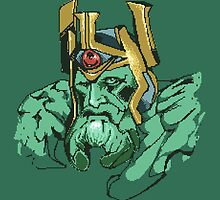 Pixel King  by MargheritaM