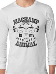Machamp Long Sleeve T-Shirt