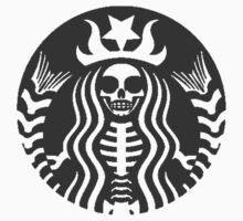 Dead Starbucks One Piece - Short Sleeve