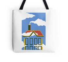 House of Magritte Tote Bag