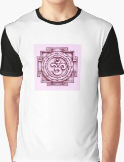 Ohm Yantra Graphic T-Shirt
