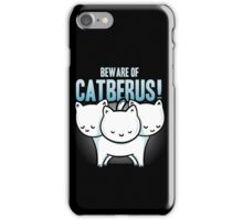 Catberus iPhone Case/Skin