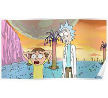 hwhhwhhooooHoHOhh Gee Rick! Poster