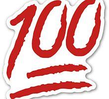 100 by sadgurl00