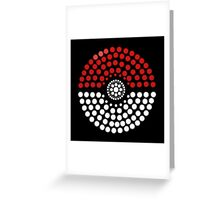 Dot To Catch 'Em All Greeting Card