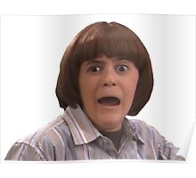 Coconut Head Poster