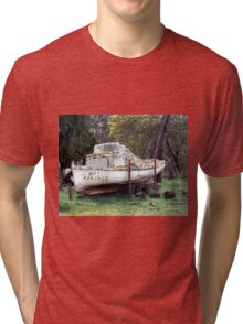 Not for Sale! Not to Sail. Tri-blend T-Shirt