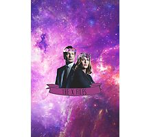 the x files Photographic Print