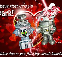 Valentine for Robots by Nadya Johnson
