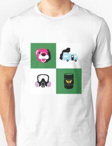 Breaking Bad Symbols T-Shirt