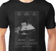 Writer's Block Poster Unisex T-Shirt