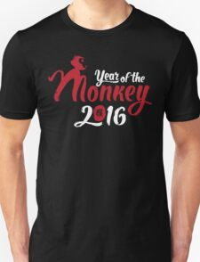2016 Year Of The Red Monkey T-Shirt