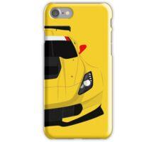 American Race car iPhone Case/Skin