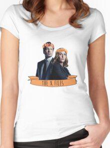 dana & mulder Women's Fitted Scoop T-Shirt