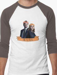 dana & mulder Men's Baseball ¾ T-Shirt