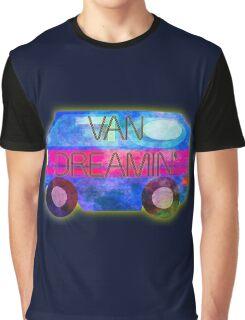 Retro-Van Dreamin' Graphic T-Shirt
