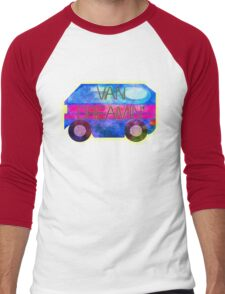 Retro-Van Dreamin' Men's Baseball ¾ T-Shirt