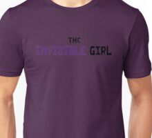 The Invisible Girl Unisex T-Shirt
