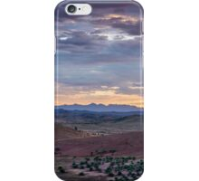 Flinders ranges scenery  iPhone Case/Skin