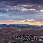 Flinders ranges scenery  by Jessy Willemse