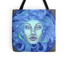 Madame Leota - Haunted Mansion Tote Bag