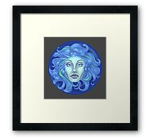 Madame Leota - Haunted Mansion Framed Print