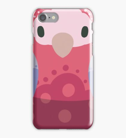 Galah Nesting Doll iPhone Case/Skin