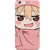 my two faced little sister two iPhone Case/Skin