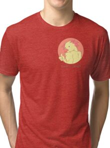 Flying Man Tri-blend T-Shirt