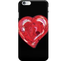 Wolves in Love iPhone Case/Skin