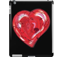 Wolves in Love iPad Case/Skin