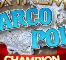 Extreme Marco Polo champion Sticker