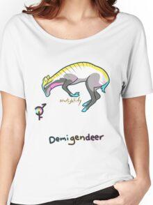 Original Demigendeer Women's Relaxed Fit T-Shirt