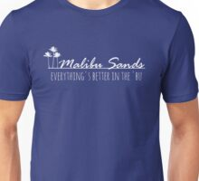 Malibu Sands Beach Club 2 Unisex T-Shirt