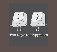 Key To Happiness Unisex T-Shirt