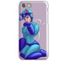 Mega Man Felicia iPhone Case/Skin