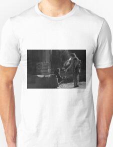 The Ladies Like their Morning Smoke Unisex T-Shirt