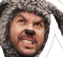 Wilfred face Sticker
