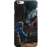 Shared Smoke iPhone Case/Skin