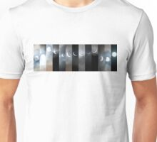 it's like a cheshire cat smile Unisex T-Shirt