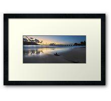 Hanalei Bay- Kauai Framed Print