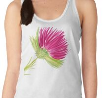 Brilliant Thistle Women's Tank Top