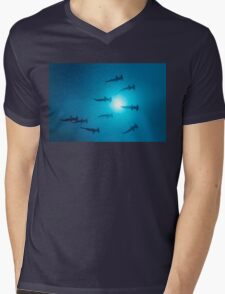 Voyagers Mens V-Neck T-Shirt
