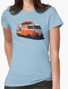Road Trippin' Womens Fitted T-Shirt