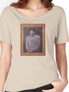 Kramer Portrait Women's Relaxed Fit T-Shirt